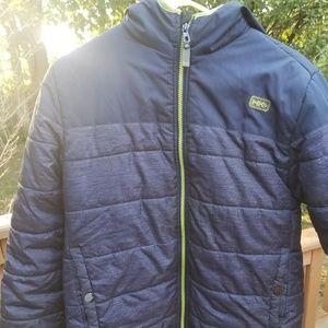 Boys Hawke & Co Winter Coat size 10/12